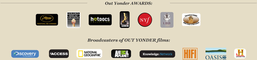 Out Yonder Awards and Broadcasters